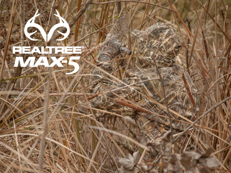 Introducing New Realtree Max 5 The Hardest Working Camo For The