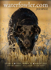 Waterfowler.com Journal Magazine
