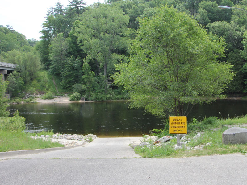 Boat Launches - Muskegon River Fly Shop